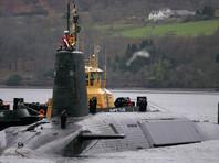 Минобороны Британии скрыло данные о провальном пуске ракеты Trident