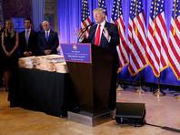 """Трамп обсудил """"русское досье"""" на него с главой Национальной разведки США"""