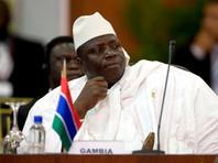 Президент Гамбии спустя полтора месяца после проигрыша на выборах признал поражение и ушел в отставку