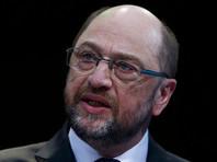 Названо имя соперника Меркель на предстоящих выборах канцлера