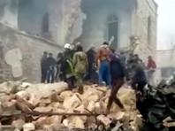 Взрыв на севере Сирии: минимум 60 погибших в городе Аазаз