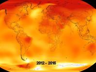 NASA: 2016 год стал самым жарким за всю историю наблюдений