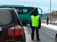 Автобусы Lux Express не пустили через российско-финскую границу