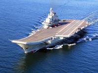 """Это второй китайский авианосец, первый - """"Ляонин """"- был куплен в 1998 году у Украины"""