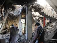 В Йемене с 2014 года продолжается вооруженный конфликт правительственных войск и повстанцев-хуситов