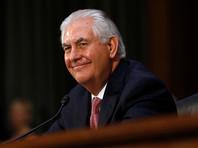 Комитет Сената США поддержал назначение Тиллерсона главой госдепа