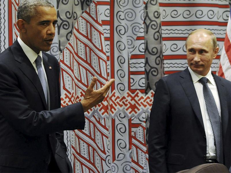 """Обама предостерег американцев от чрезмерной симпатии к Путину - """"врагу США"""""""