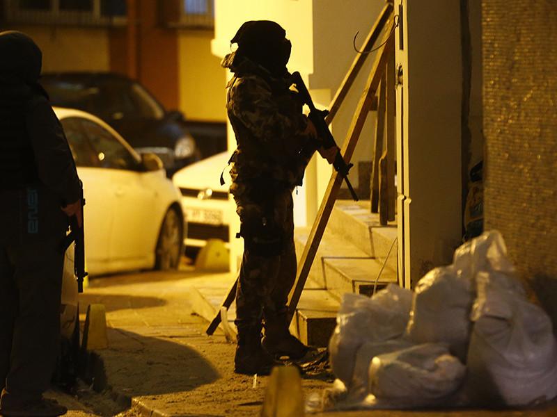 В Стамбуле обстреляли из гранатомета здание Управления безопасности