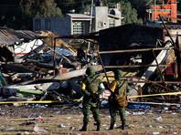В Мексике спустя месяц после взрыва на рынке пиротехники число погибших достигло 42