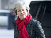 Премьер Британии Мэй четырежды отказалась отвечать на вопросы о провальном запуске ядерной ракеты