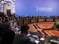 Второй день переговоров по Сирии в Астане: оппозиция отмежевалась от итогового заявления, встречу могут продлить на день