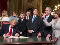 Перед инаугурацией Трампу рассказали, как пользоваться ядерным чемоданчиком, после церемонии он подписал первые указы
