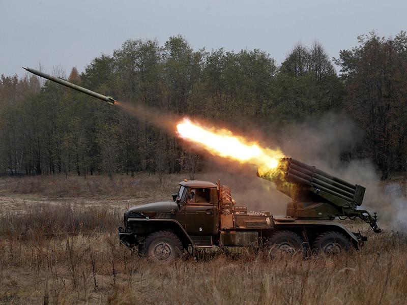 Украина провела новые ракетные учения возле Крыма