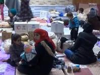 Войска Асада применили хлорный газ под Дамаском, сообщила турецкая пресса