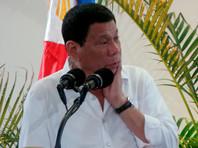Президент Филиппин Дутерте приостановил войну с наркотиками, чтобы устроить чистку рядов полиции