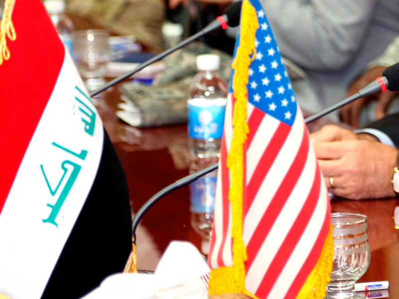 Ирак ввел санкции против США в ответ на указ Трампа о запрете на прием беженцев и мусульман