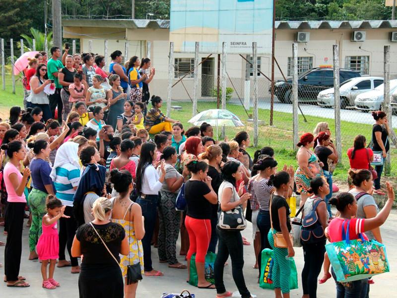 Тюремный бунт в городе Манаус унес жизни около 60 человек