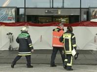 В аэропорту Гамбурга нашли емкость, из которой распространялся раздражающий газ