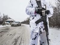 На границе Крыма произошло столкновение между военнослужащими Украины и батальоном крымских татар