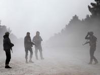 Бойцы свободной армии, Эль-Баб, 4 февраля 2017 года