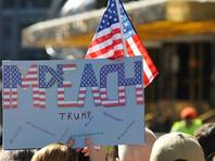Из опроса следует, что 54% американцев негативно относятся к деятельности нового главы государства