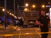 В Новом Орлеане пикап въехал в толпу людей на параде: 28 пострадавших, водитель был пьян