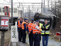 В Бельгии сошел с рельсов пассажирский поезд