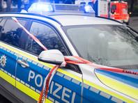 В Германии водитель наехал на пешеходов и пытался скрыться, он убит полицией