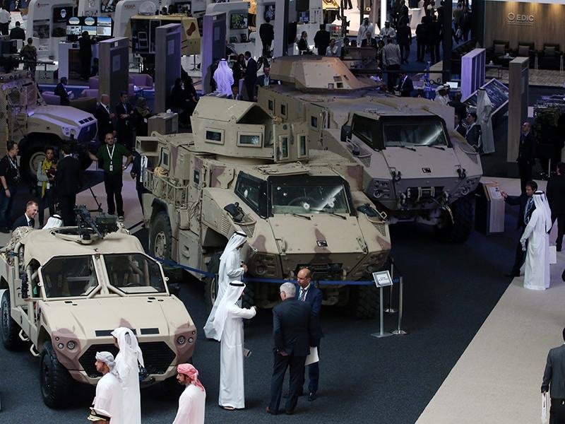 Крупнейший ближневосточный оружейный салон IDEX-2017