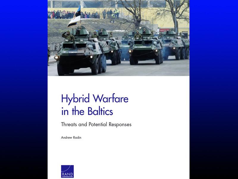 В США дали совет Прибалтике по противостоянию гибридной войне РФ: заняться русским населением