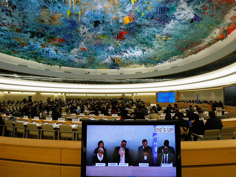 Администрация США рассматривает возможность выхода из Совета ООН по правам человека (СПЧ) из-за неэффективности данного органа