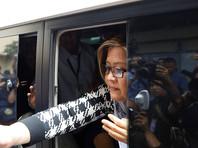 На Филиппинах арестовали сенатора, активно критиковавшую президента Родриго Дутерте