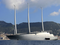 Суд Гибралтара снял арест с суперъяхты миллиардера Мельниченко
