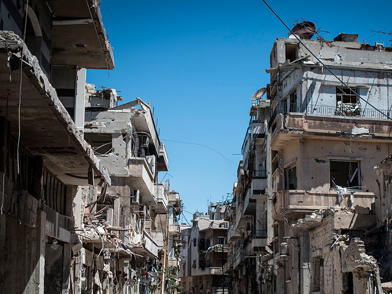 В городе Хомс на западе Сирии произошел крупный теракт