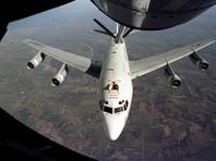 В конце прошлой недели прессе стало известно о прибытии на британскую авиабазу Миденхолл самолета ВВС США WC-135, предназначенного для обнаружения признаков ядерных испытаний и радиационных выбросов