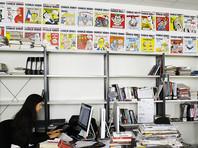 Charlie Hebdo поместил на обложку Меркель с отрезанной головой соперника на грядущих выборах