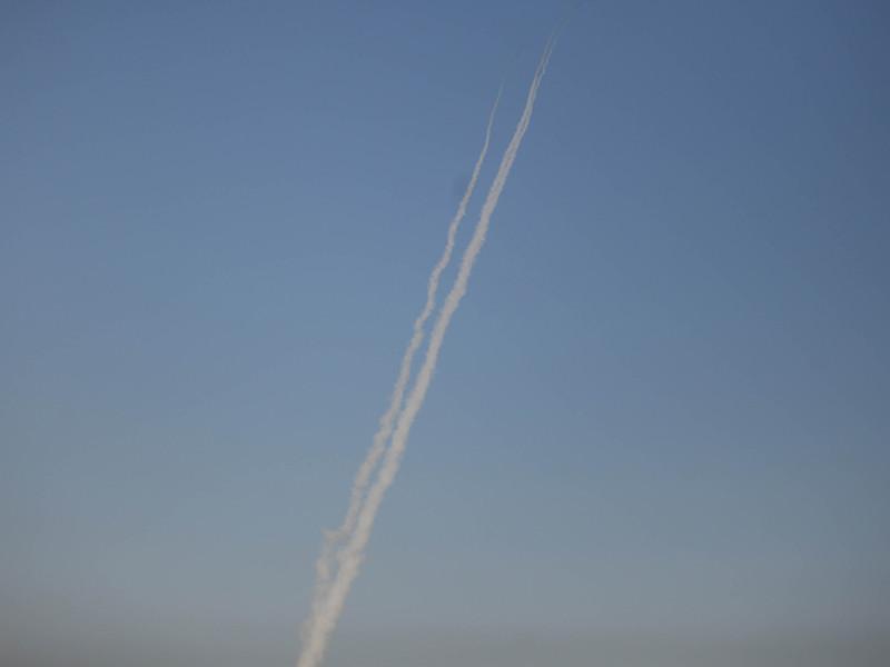 Израиль впервые за 2017 год подвергся ракетному обстрелу с территории сектора Газа