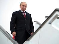 Путин прибыл с визитом в Венгрию
