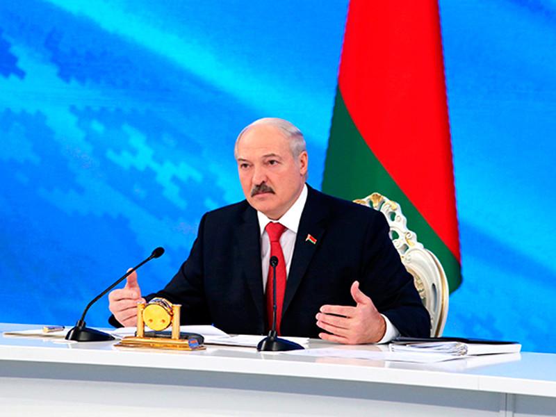 Александр Лукашенко, 3 февраля 2017 года