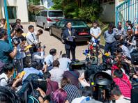 Власти Северной Кореи обвинили Малайзию в сговоре с Южной Кореей и не верят расследованию малазийской полиции убийства брата Ким Чен Ына - Ким Чон Нама в аэропорту Куала-Лумпура. Об этом говорится в заявлении посла КНДР в Малайзии Кан Чхоля