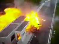 Разрушительная и шокирующая авария произошла в воскресенье, 26 февраля, на магистрали Афины - Ламия