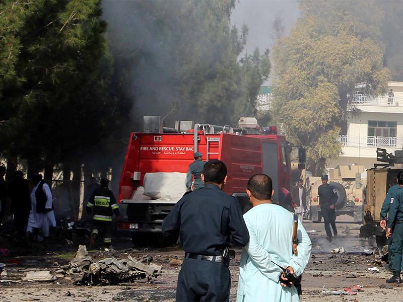 Под авиаударом международных сил в Афганистане погибли 18 мирных жителей