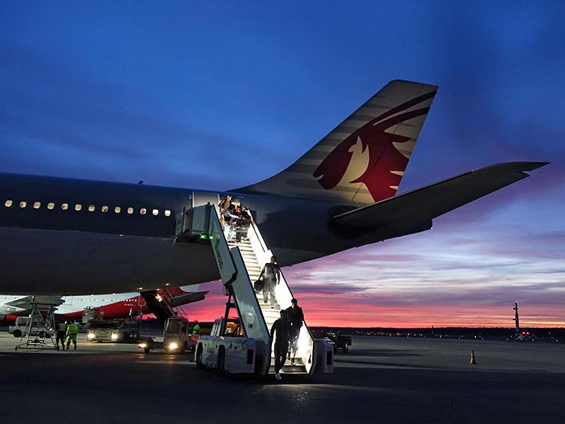 Самолет Qatar Airways совершил самый длинный в истории прямой перелет