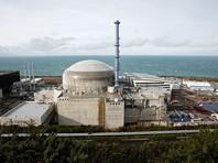 Во Франции прогремел взрыв на атомной электростанции
