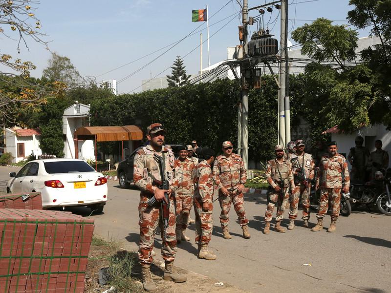 В Пакистане в результате спора был застрелен афганский дипломат