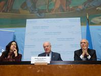 Стартовал четвертый раунд межсирийских переговоров в Женеве
