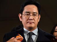 В Южной Корее из-за связи с коррупционными делами президента арестован глава Samsung