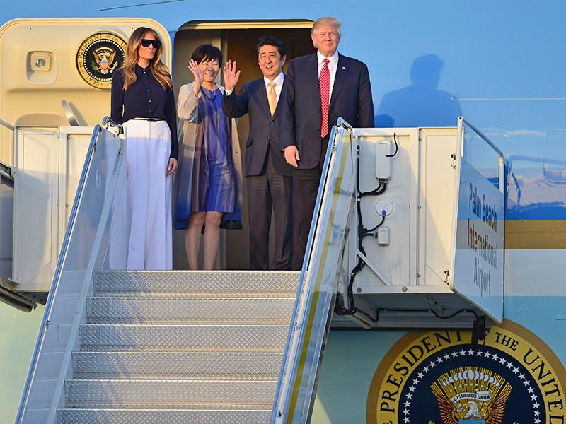 Поездки нового президента США Дональда Трампа, который вступил в должность 20 января, уже обошлись американскому бюджету в 11,3 млн долларов