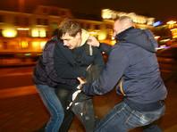 Протестная акция была организована Белорусским национальным конгрессом (БНК), созданным в мае прошлого года по инициативе группы общественных и политических деятелей в целях консолидации белорусской оппозиции