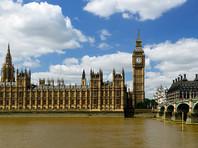 Палата общин парламента Великобритании приняла законопроект о Brexit